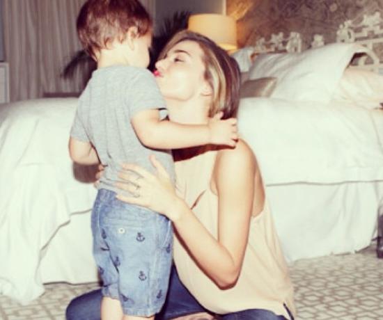 Miranda Kerr : in love de son fils Flynn !