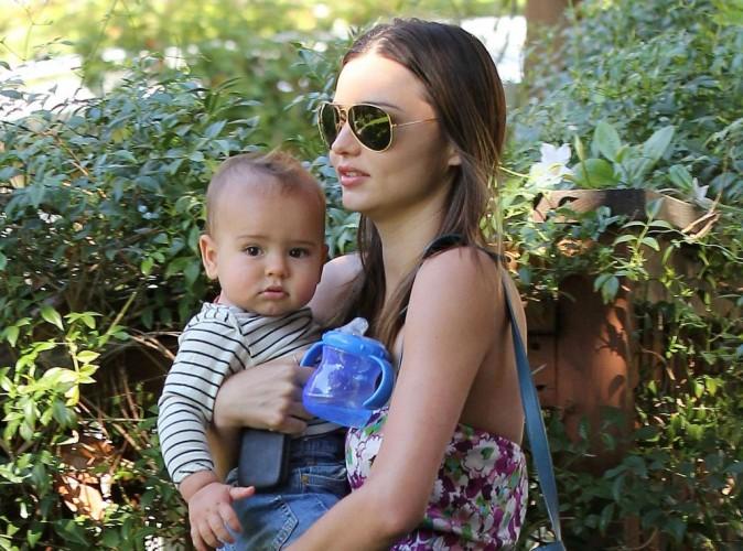 Miranda Kerr : son fils grandit a vue d'oeil et mise sur son look trendy pour nous faire craquer !
