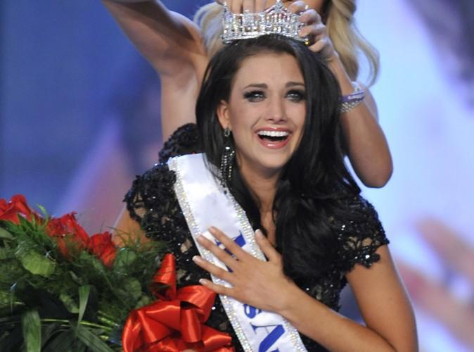 Miss America 2012 : Laura Kaeppeler, Miss Wisconsin obtient le titre suprême !