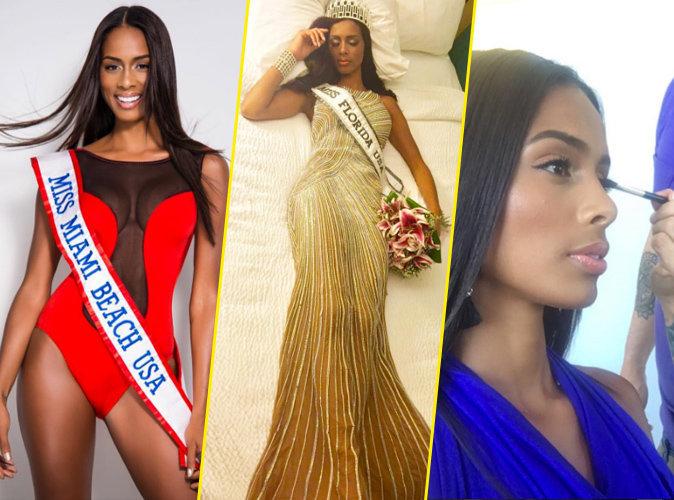 Miss Floride 2016 : disqualifiée à cause d'un maquillage trop réussi !