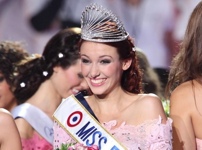 Miss France 2012 : Delphine Wespiser explique ses propos maladroits...