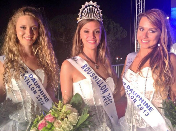 Miss Roussillon 2013 : Norma Julia doit renoncer à sa couronne à cause de photos compromettantes !