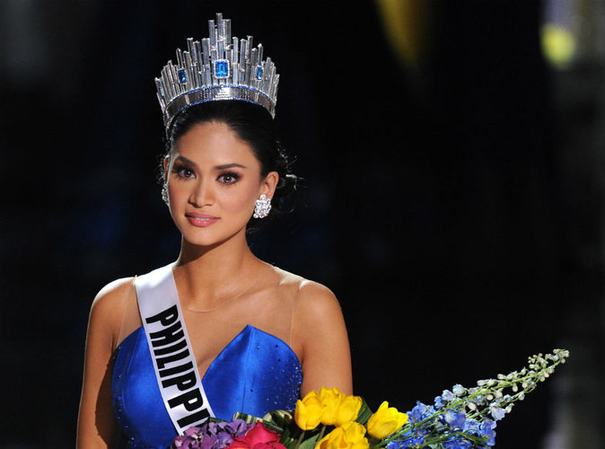 Miss Univers 2015 : après le couac, le message de la belle Pia Alonzo Wurtzbach aux latinos...