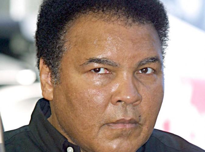 Mohamed Ali : le boxeur de légende est hors de danger !