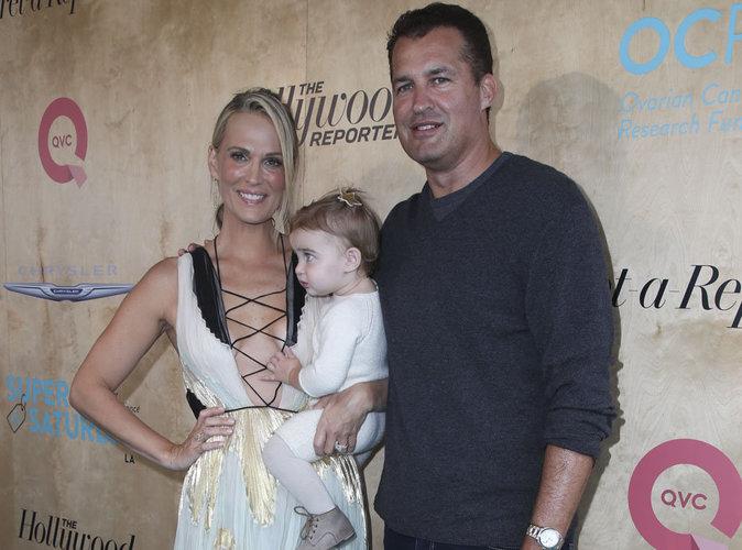 Molly Sims : l'actrice est enceinte de son troisième enfant !