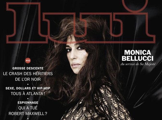 Monica Bellucci torride pour Lui Magazine !