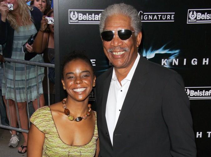 Morgan Freeman : sa petite-fille poignardée 15 fois... Les nouveaux détails sanglants de sa mort