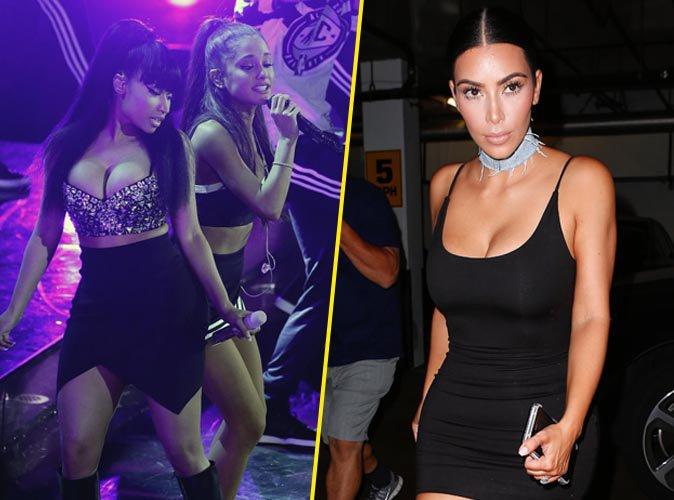 MTV VMAs 2016 : Nicki Minaj et Ariana Grande partageront la scène avec Kim Kardashian !
