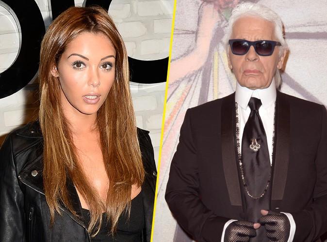 Nabilla Benattia : clashée par Karl Lagerfeld, elle lui répond !