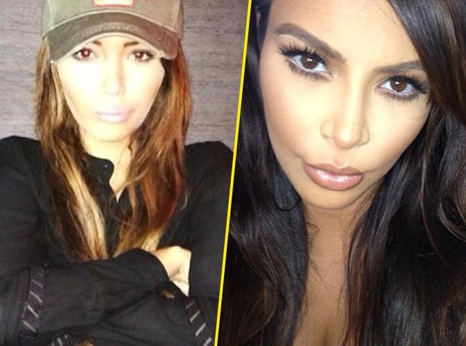 Nabilla Benattia : découvrez la photo qui montre son incroyable ressemblance avec Kim Kardashian !