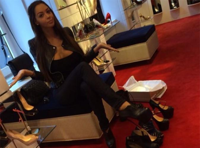 Nabilla Benattia : pire que Paris Hilton quand elle fait les boutiques !