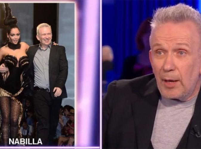 """Nabilla : Jean-Paul Gaultier avoue avoir été """"très critiqué"""" par ses propres employés !"""