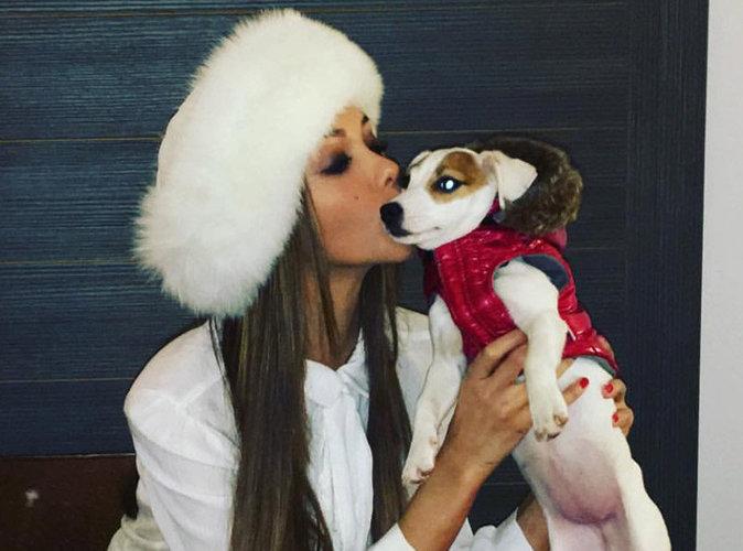 Nabilla : sa chienne fait le buzz sur Instagram !