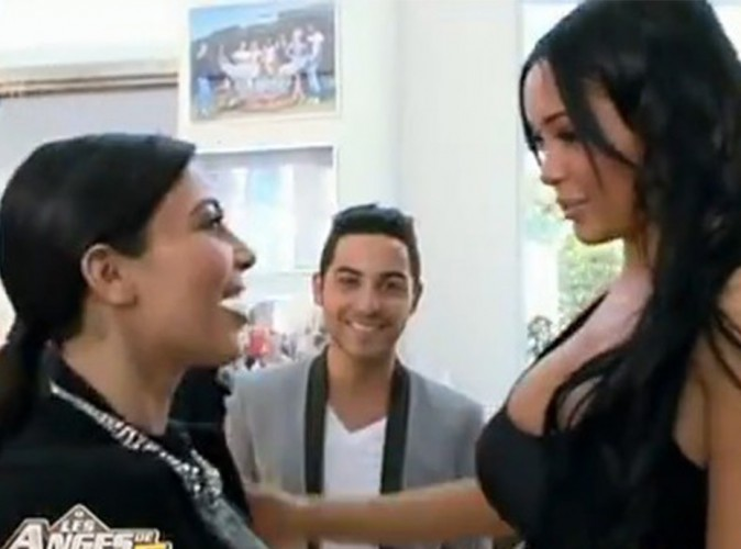 Nabilla : un message plein d'amour pour Kim Kardashian !