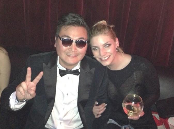 Nadège Lacroix : son incroyable rencontre avec Psy !