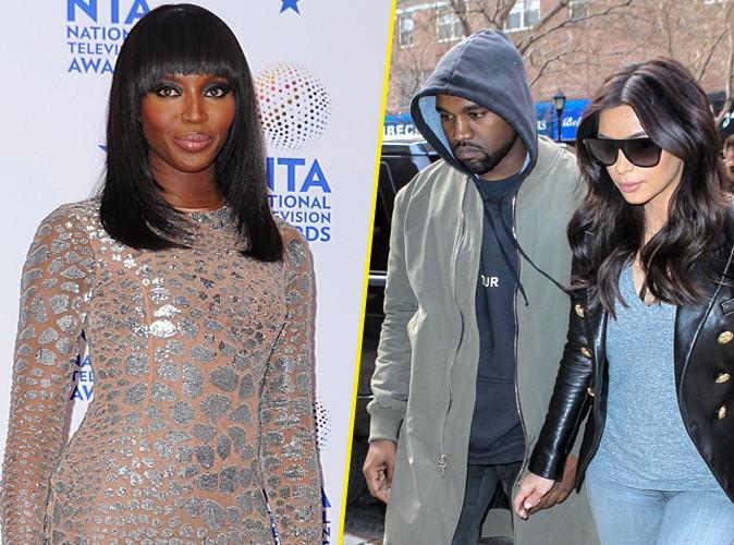 Naomi Campbell : à son tour de clasher la couverture de Kim Kardashian et de Kanye West !