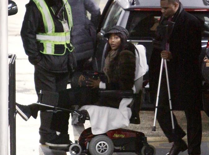 Naomi Campbell : violemment agressée à Paris !