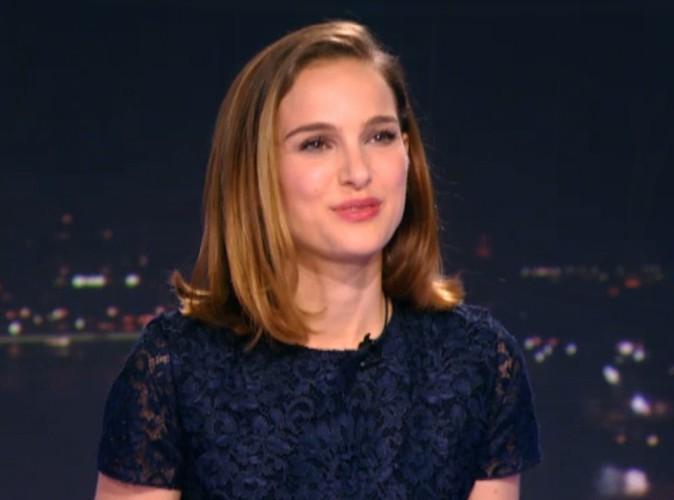 """Natalie Portman : """"J'aimerais beaucoup tourner à Paris !"""""""