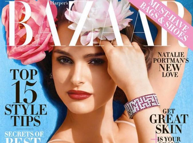 Natalie Portman, sublime pour Harper's Bazaar elle se confie sur sa vie à Paris, ses doutes...
