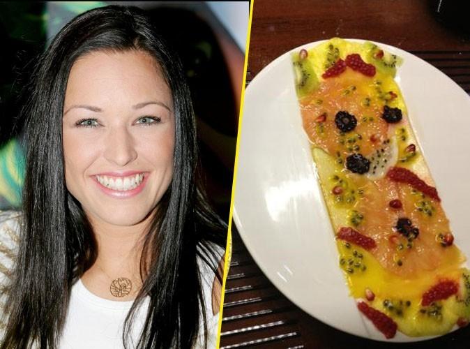 Natasha St Pier a dîné au restaurant de Jean, gagnant de Top Chef !