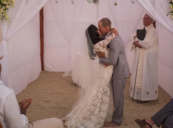 Naya Rivera : elle dévoile un cliché inédit de son mariage avec Ryan Dorsey !