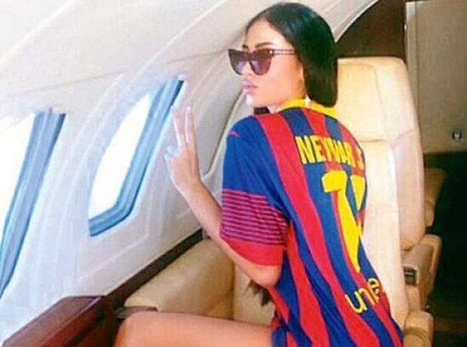 Neymar : de nouveau en couple, et encore avec un mannequin !