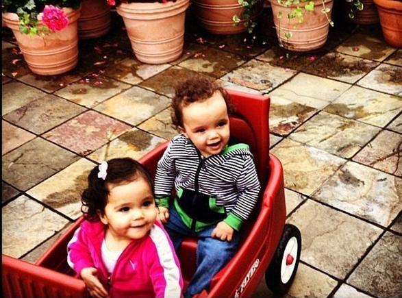 Nick Cannon : il dévoile un nouveau cliché trop craquant de ses jumeaux Moroccan et Monroe !