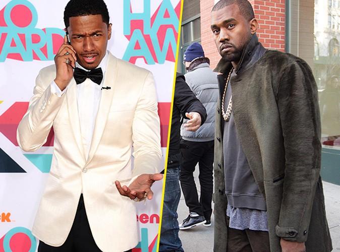 Nick Cannon : lassé par l'égo surdimensionné de Kanye West, il tacle le rappeur sur Twitter !