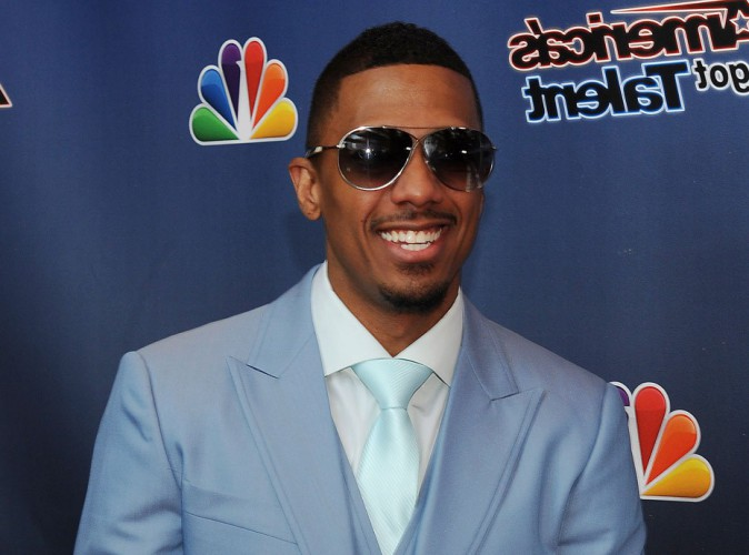 Nick Cannon : Sa new girlfriend n'est pas Nicole Murphy, par contre il fait bien du chantage à Mariah Carey !