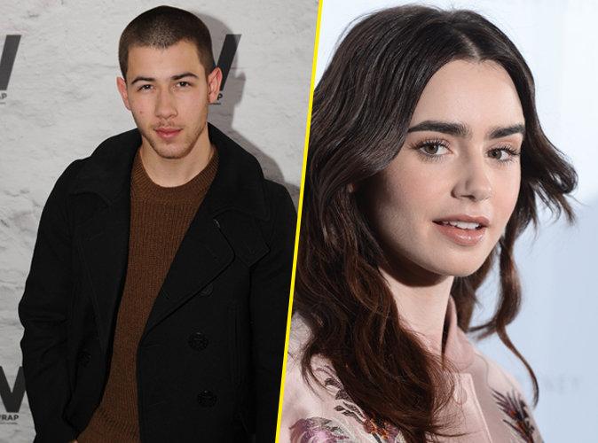Nick Jonas et Lily Collins en couple ? On a la réponse !
