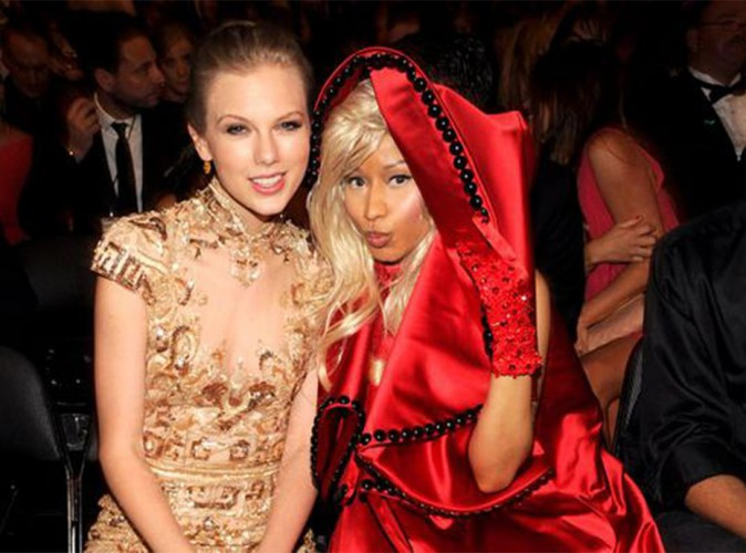 Nicki Minaj explose sur Twitter... et s'en prend à Taylor Swift ?