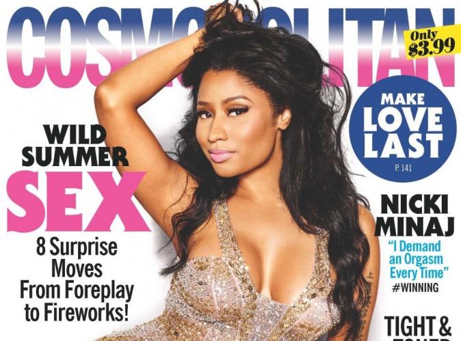 "Nicki Minaj : ""je demande un orgasme à chaque fois"" !"