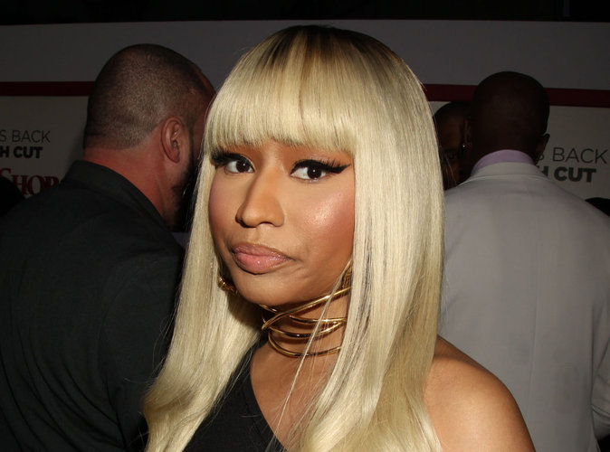 Nicki Minaj : Son coiffeur fait des ravages !
