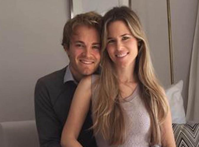 Nico Rosberg est papa pour la première fois !
