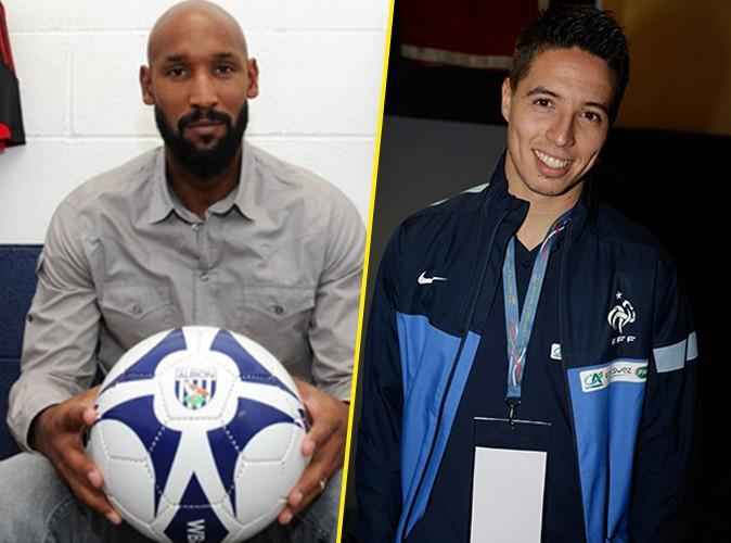 "Nicolas Anelka et Samir Nasri : deux gros ""boulards"" récompensés !"