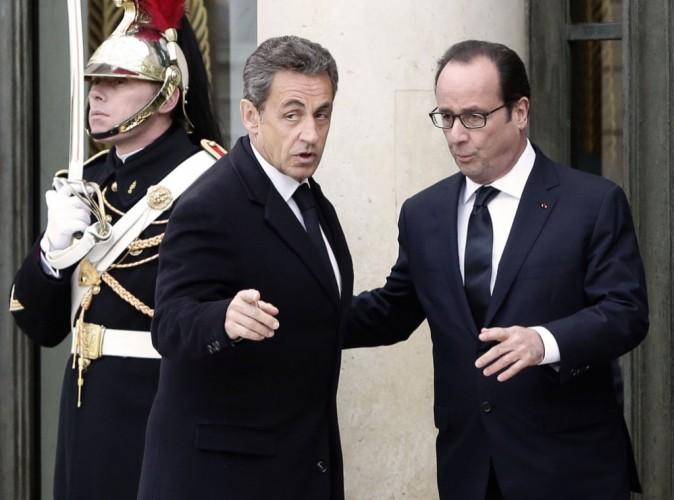 """Nicolas Sarkozy à propos de François Hollande : """"Une cou*lle molle"""" !"""