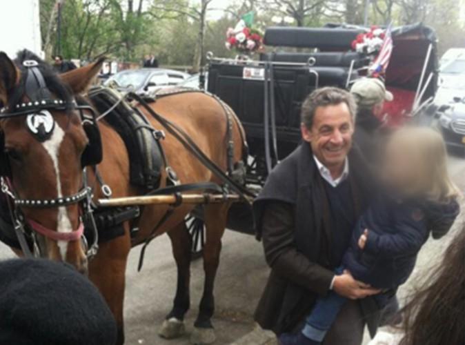 Nicolas Sarkozy : avec son adorable Giulia dans les bras, l'ex-président est aux anges à New-York !
