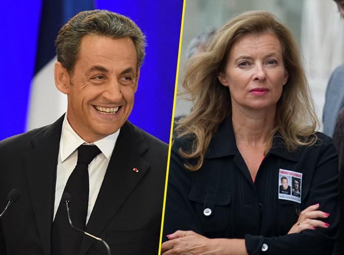 """Nicolas Sarkozy : """"Valérie Trierweiler ? Sotte et prétentieuse"""" !"""