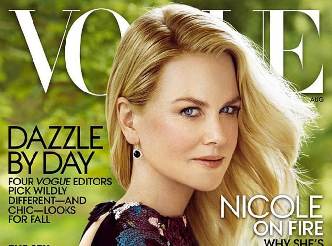 """Nicole Kidman : """"Je ne me suis toujours pas remise de la mort de mon père"""" !"""