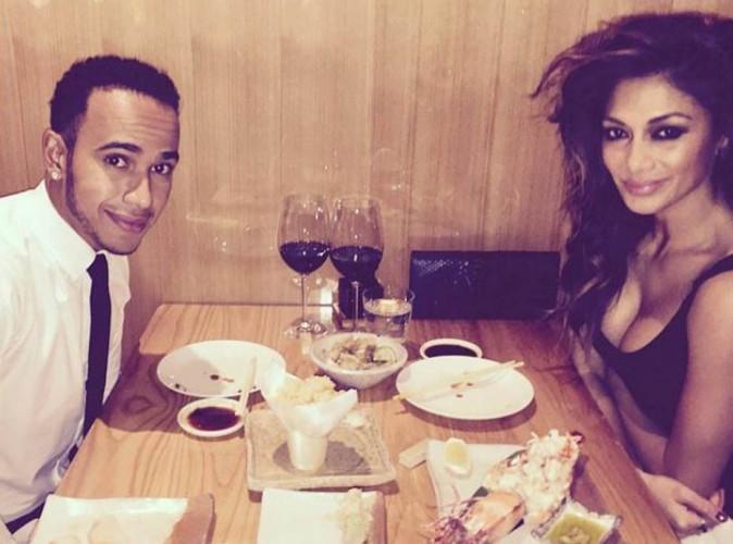 Nicole Scherzinger : c'est -encore- fini avec Lewis Hamilton !