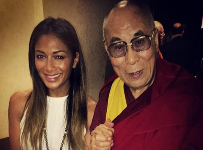 Nicole Scherzinger : émerveillée par sa rencontre avec le Dalai Lama !