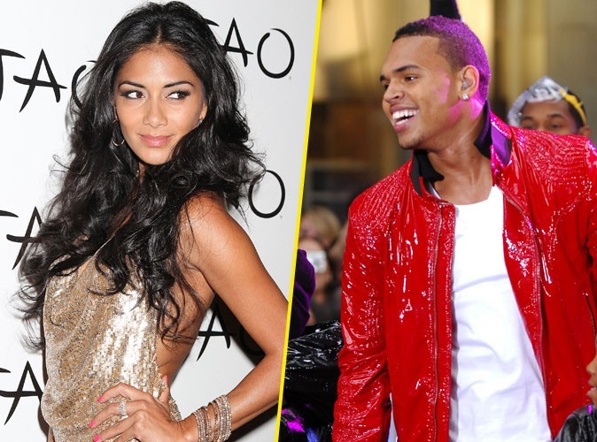 Nicole Scherzinger et Chris Brown : le nouveau couple du showbiz ?!