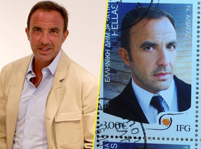 Nikos Aliagas : un timbre à son effigie en Grèce !