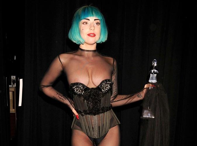 Nouveau débordement pour Lady Gaga...