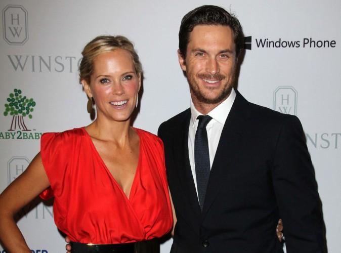 Oliver Hudson : l'acteur américain et frère de Kate Hudson est papa pour la troisième fois... Et il s'agit enfin d'une fille !