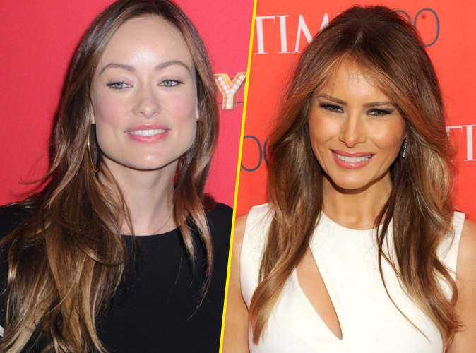 Olivia Wilde : L'actrice se coupe les cheveux pour ne plus ressembler à Melania Trump !