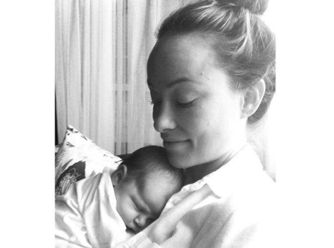 Olivia Wilde : Moment cute avec sa fille Daisy !