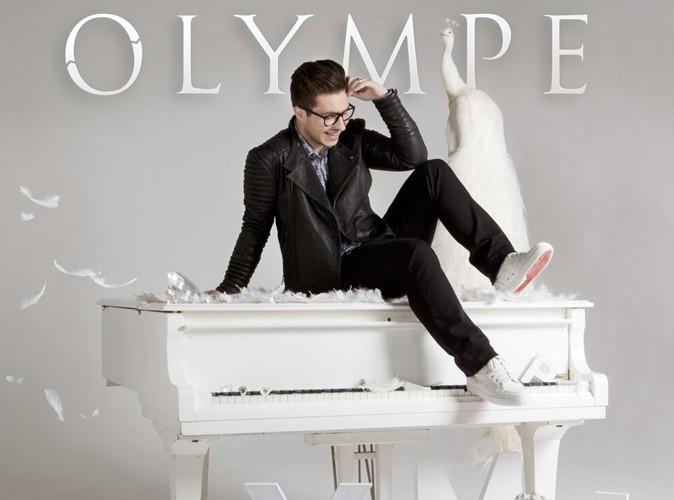 Olympe (The Voice) : tout fier de vous présenter la pochette de son premier album !
