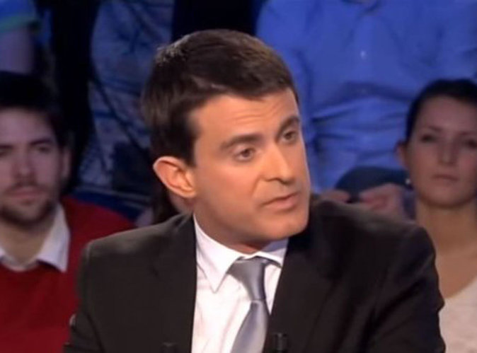 On n'est pas couché : accrochage entre Manuel Valls et un humoriste sur le tournage !