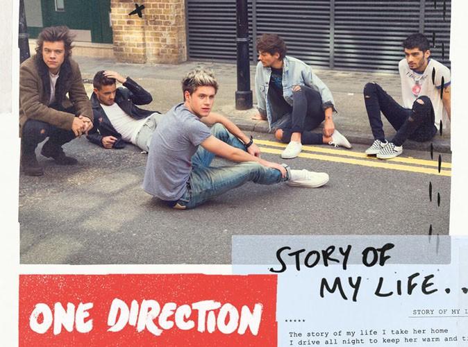 """One Direction : écoutez les toutes premières secondes de leur nouveau single """"Story Of My Life"""" !"""